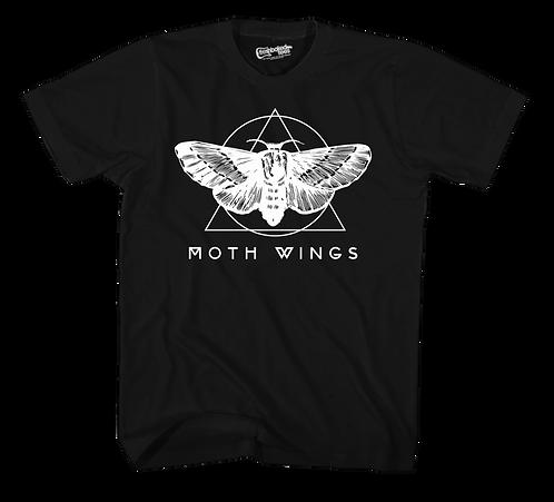 Moth Wings Moth Tee