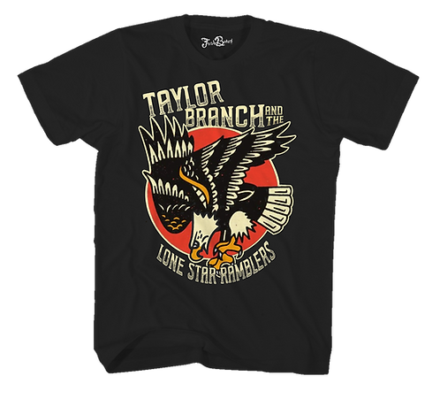 Taylor Branch Eagle Attack Tee