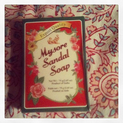 Mysore Sandal Soaps from India