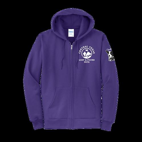CTLAFP Purple Hoodie