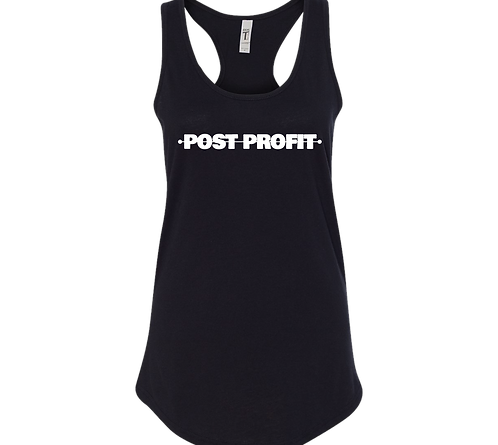 Post Profit Logo Racerback
