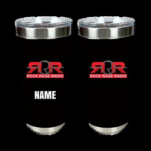 RRR Logo Personalized Tumbler
