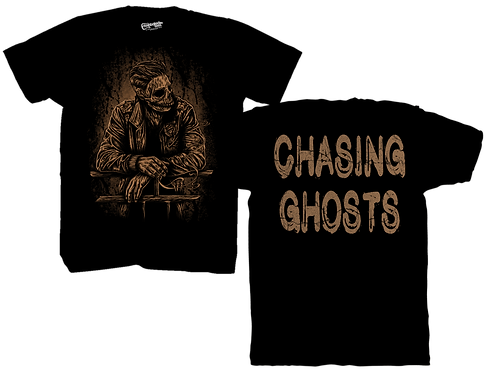 Chasing Ghosts Tee
