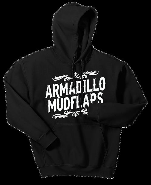 Armadillo Mudflaps Hoodie