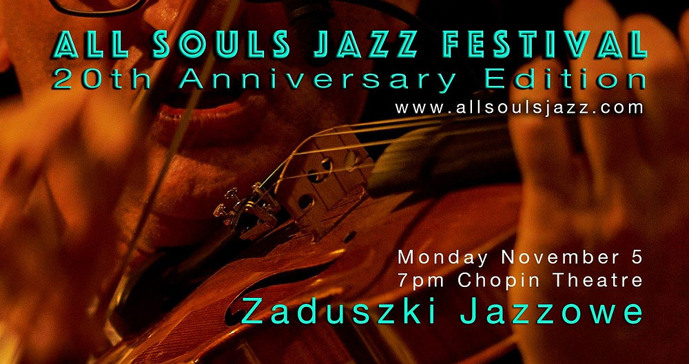 All Soul's Jazz Festival