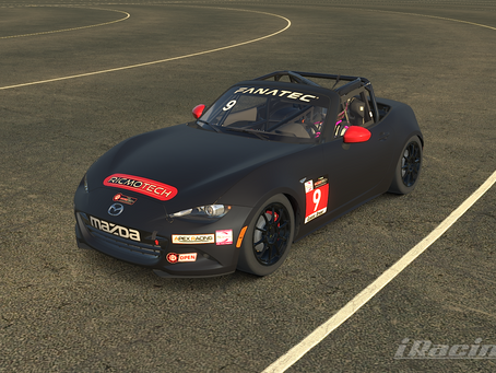 MX5 Livery Requirements for 2021