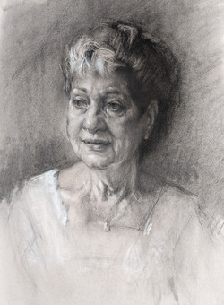 Drawing of my Mother