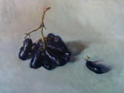 Moon Drop Grapes