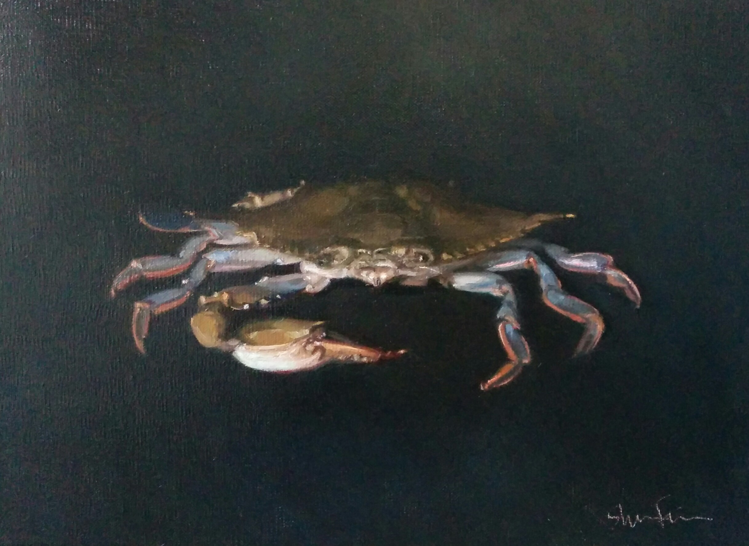Variation No. 1 on CRAB (Lefty)