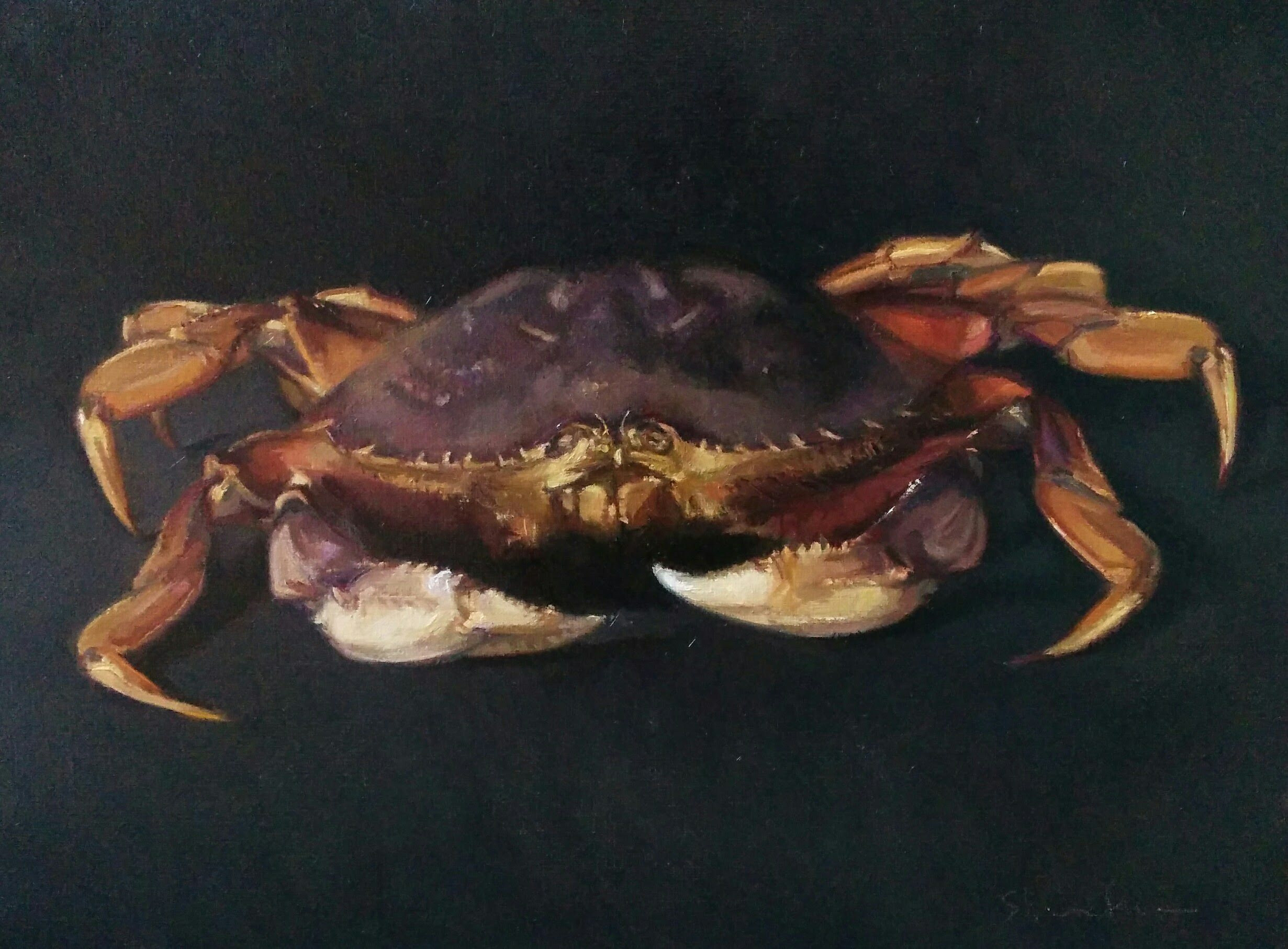 One Crab (Farewell, Claude)