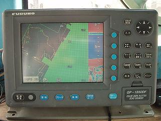 フルノ DGPS  自船位置装置