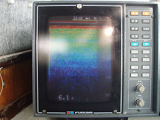 フルノ 測深器  海底深度調査用