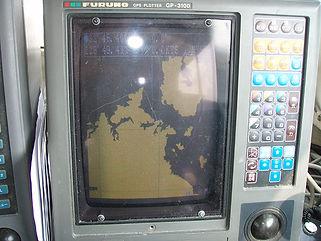 フルノ DGPS3100  自船位置装置