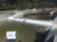 河川整備工事