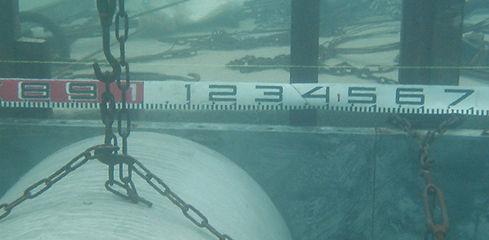 型枠・水中コン打設工事
