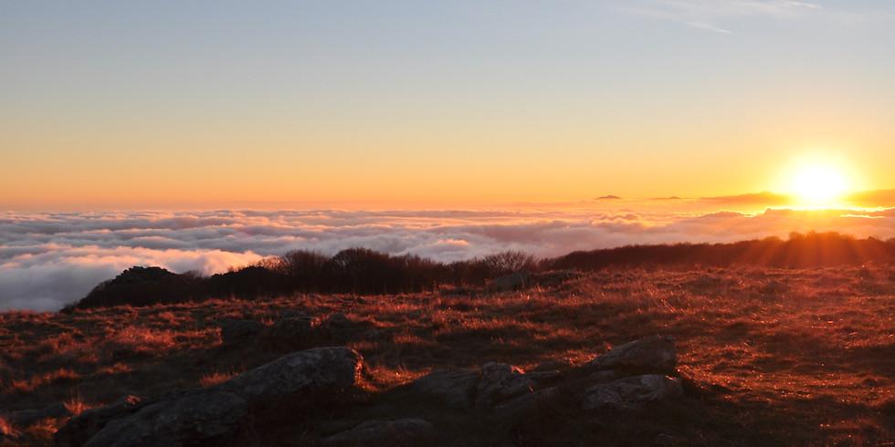 Monte Beigua - escursione serale