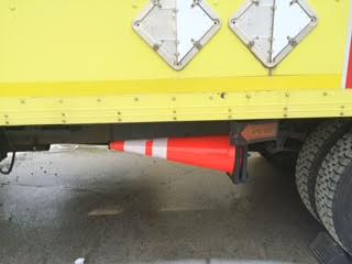Safety Cone Holder