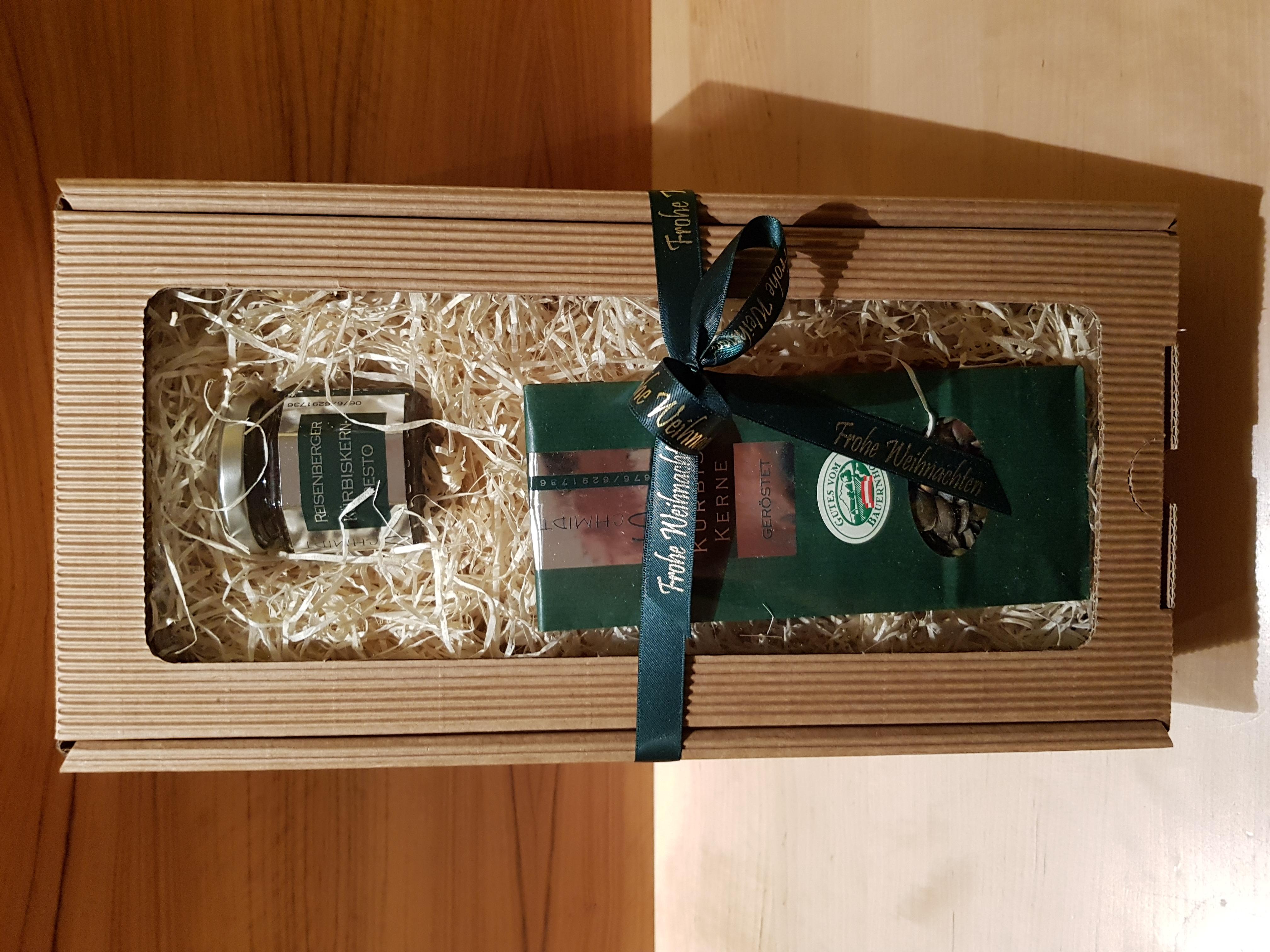 Geschekbox klein
