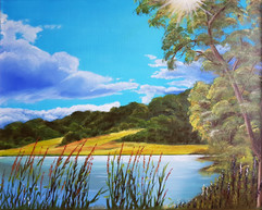 K009 Jezero s rákosím