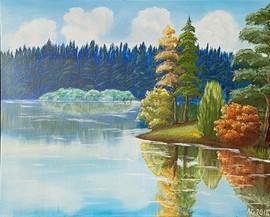 K003 jezero 2