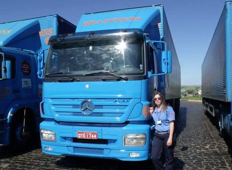 Pesquisa revela dados sobre mulheres do transporte rodoviário de cargas