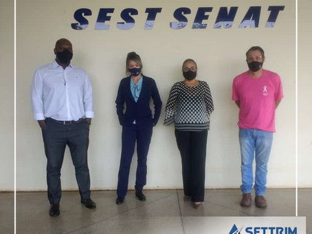 Reunião SEST/SENAT