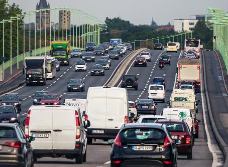 Transporte de cargas no perímetro urbano aumenta 20% durante pandemia e impacta mobilidade