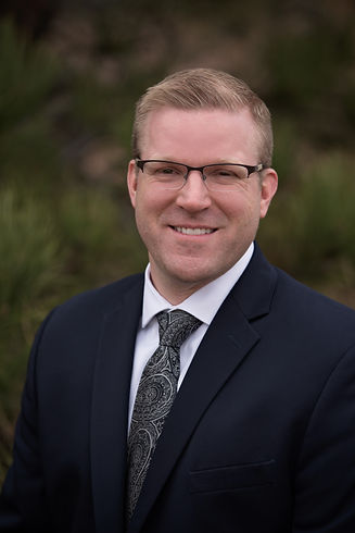 Adam Vincent in Business Formals at AutoSearch USA - Auto Broker at Colorado Springs