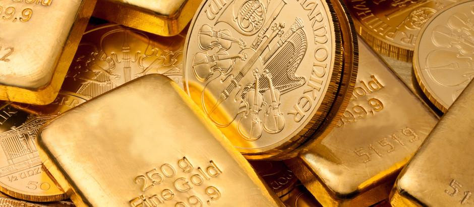 Gold als Absicherung für dein Portfolio