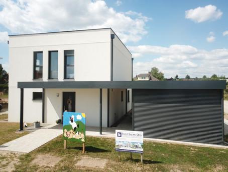 Referenzprojekt: Neubau Einfamilienhaus in 2821 Lanzenkirchen