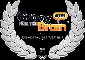 gravy-for-the-brain-silver-award-winner.