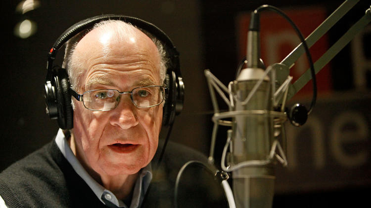 Goodbye to a Public Radio Icon - Christian Rosselli Voice Over