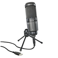 Audio-Technica AT2020 (USB)