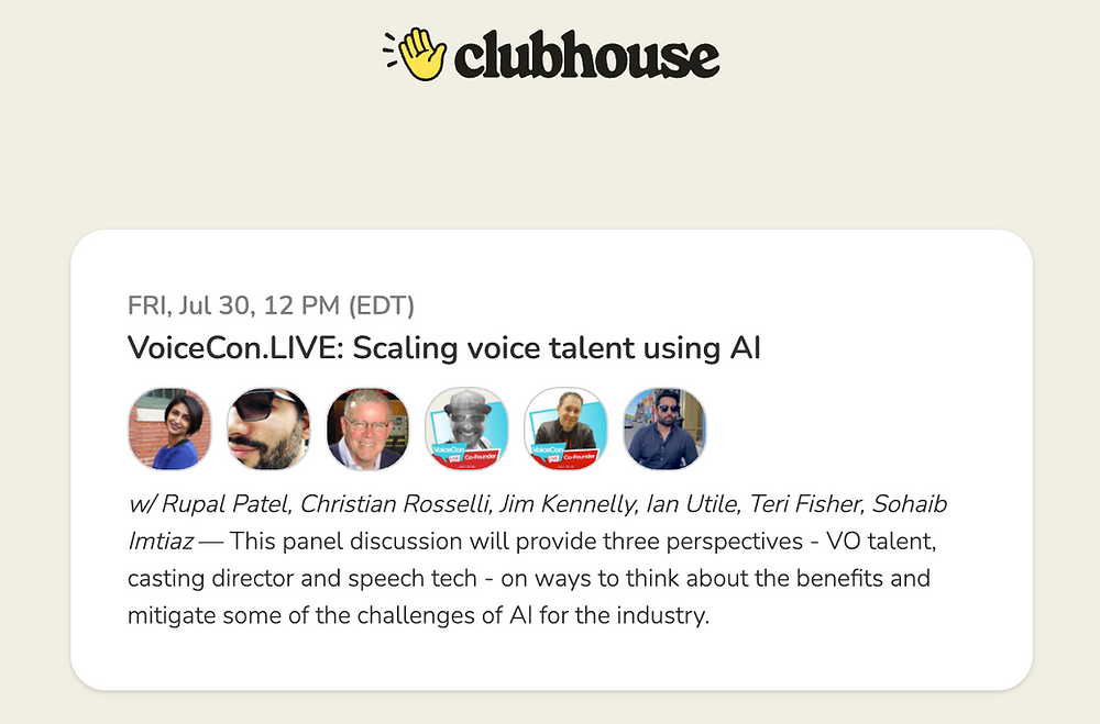 VoiceCon LIVE featuring Jim Kennelly