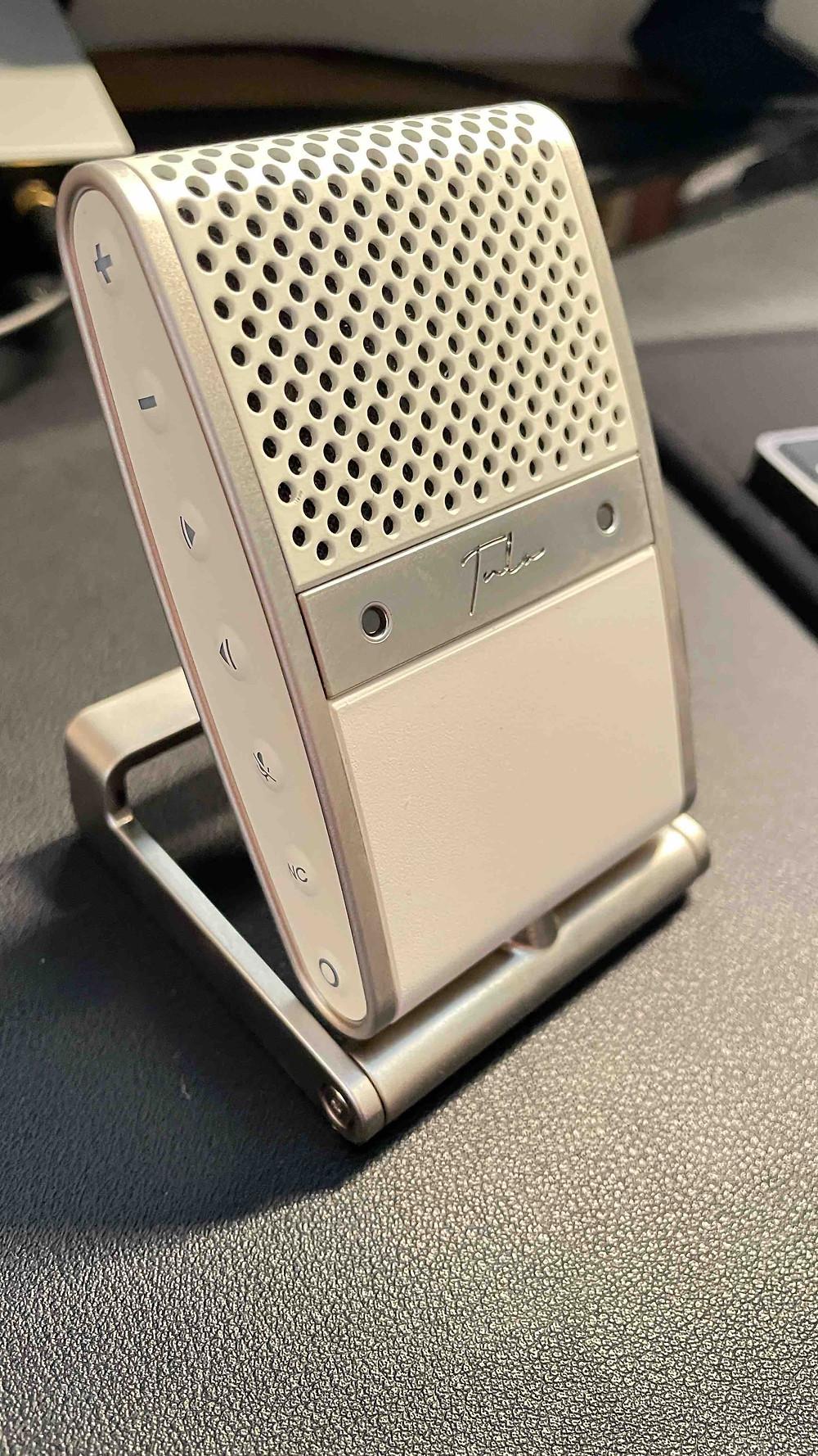 Tula Microphone - silver