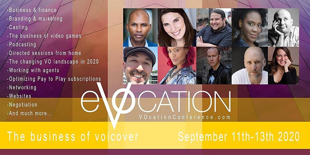 VOcation •eVOcation Conference 2020