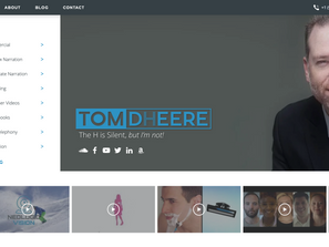 New Voice Over Website