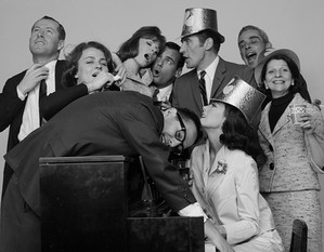 OFFICE PARTY 1960