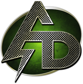 andy danish voice over logo