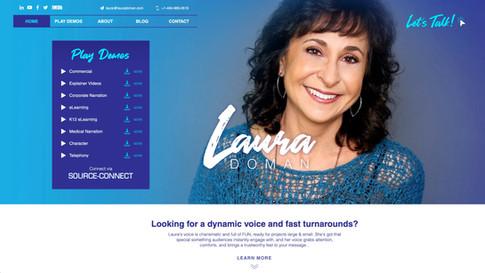 lauradoman.com