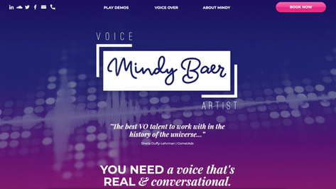 mindybaer.com
