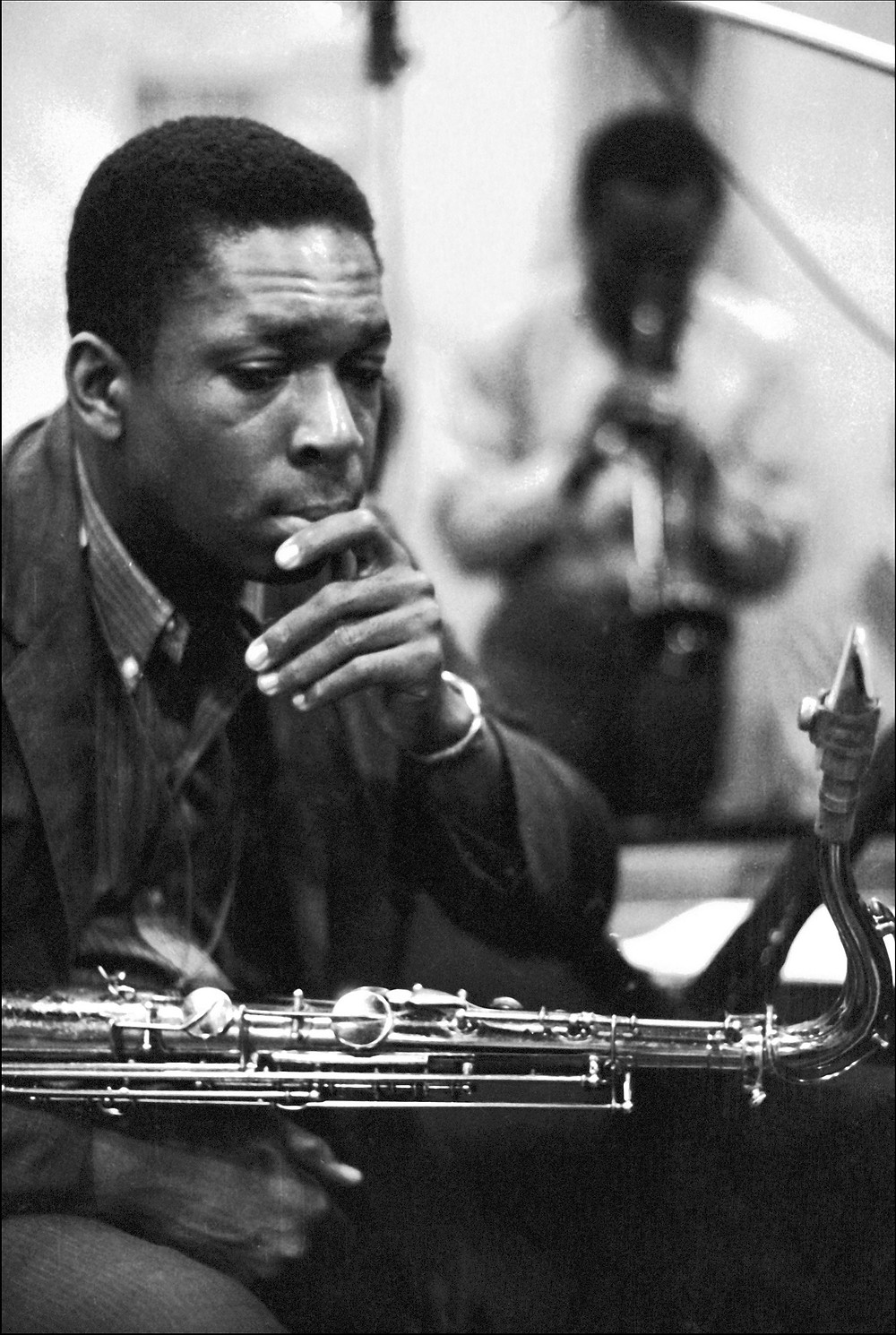 Letting Coltrane Be Coltrane - Christian Rosselli Voice Over