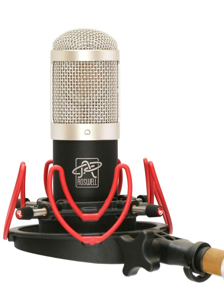 Mic For VO: Speaking With Ease - Christian Rosselli Voice Over