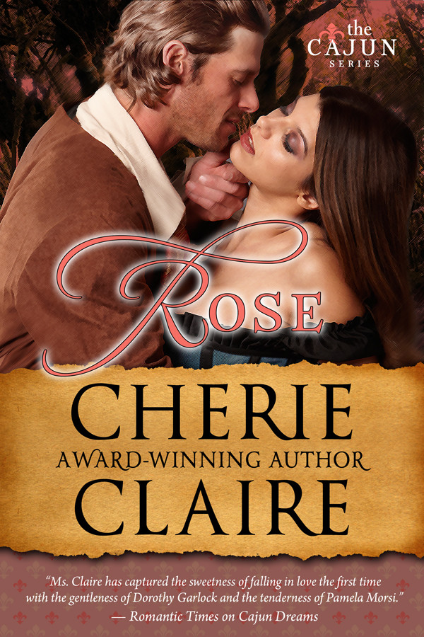 Rose by Cherie Claire