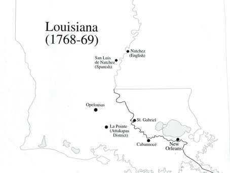 Mapping the Cajun Series