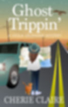 Ghost Tripping Book Cover - front - FINA