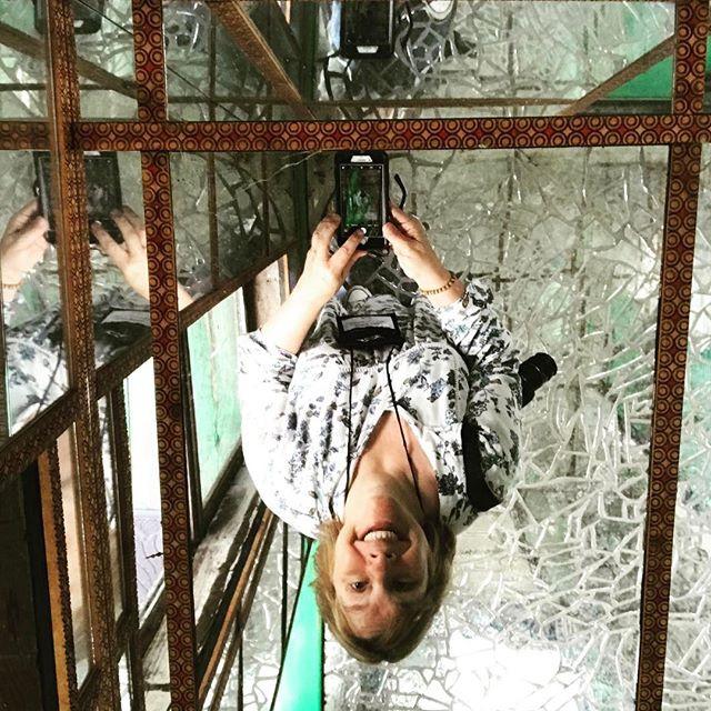 Mirror House Selfie