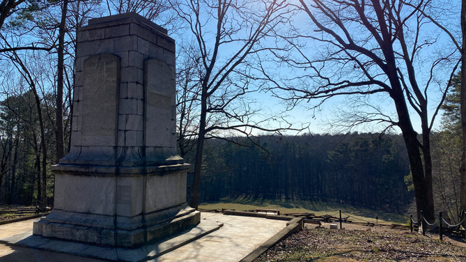 Happy Trails with a Hike Through Kennesaw
