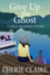 Give Up The Ghost - WIDE FRONT COVER FOR