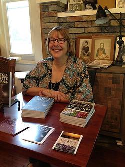 Romance author Cherie Claire